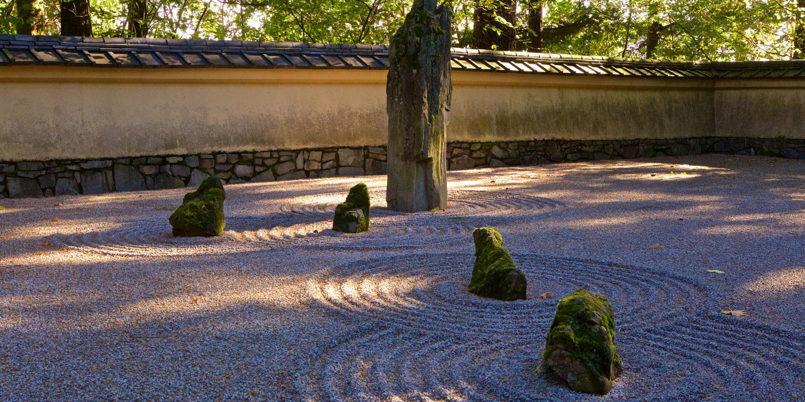 Portland Japanese Garden Shoot