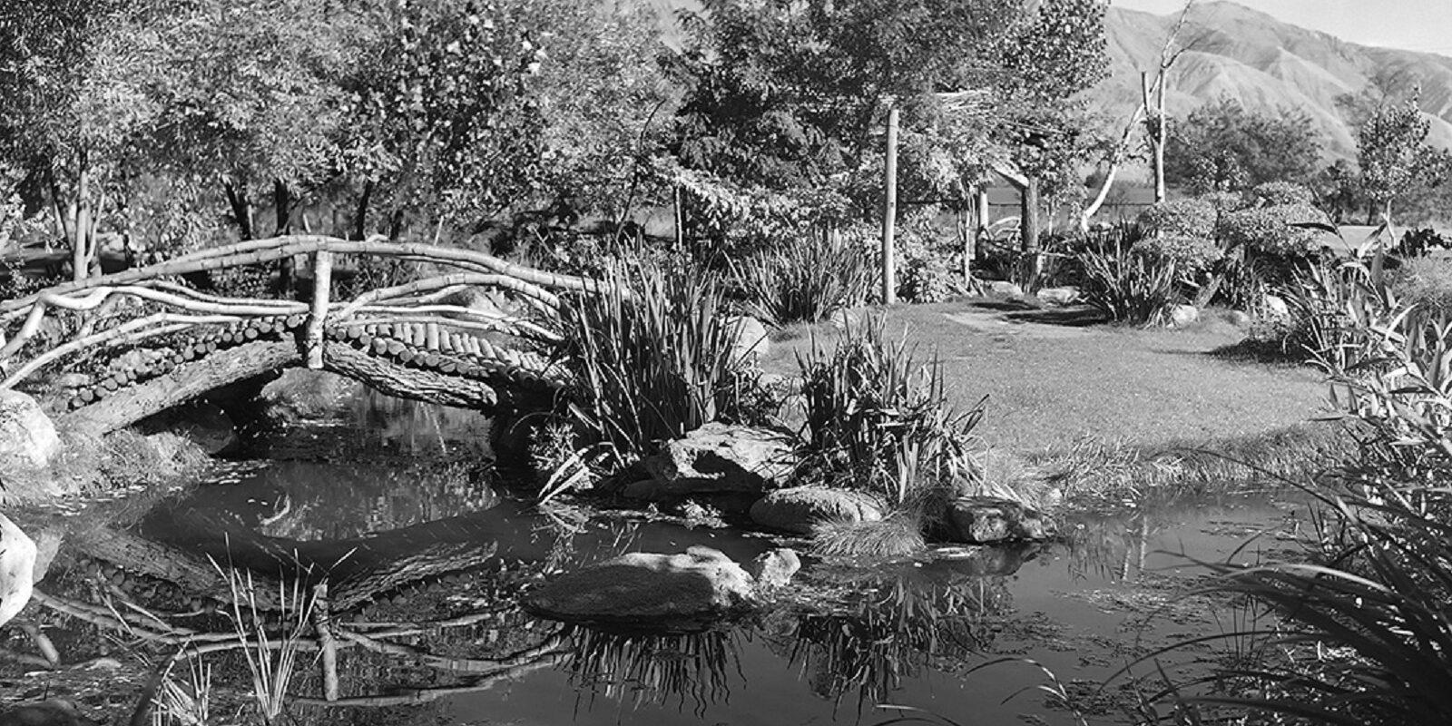 Merritt Park Named after Ralph Merritt Director of Manzanar