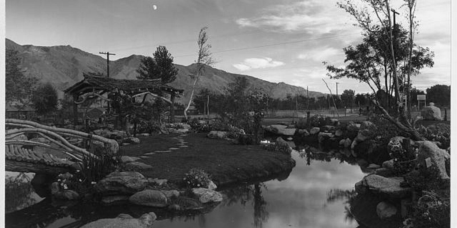 Pool in Pleasure Park (1943)